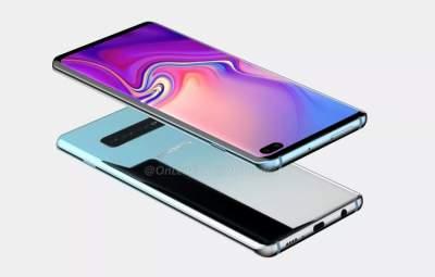 В Galaxy S10 предрекают наличие функции реверсивной зарядки