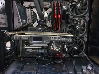 Опубликованы первые тесты видеокарты Nvidia Titan RTX