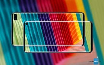 Samsung приступила к производству смартфона Galaxy S10