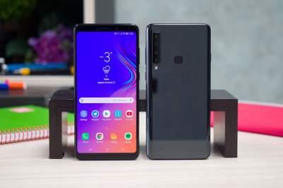Samsung Galaxy A10 может получить подэкранный сканер отпечатков пальцев