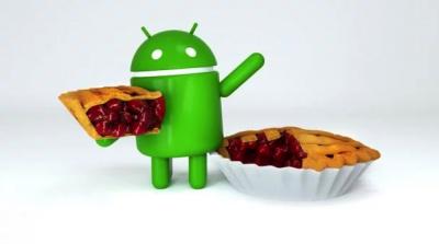 Samsung получат обновление Android Pie