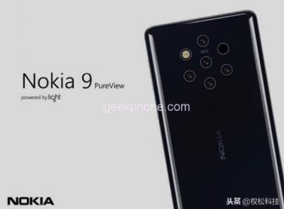 В Сети появились новые рендеры смартфона Nokia 9 PureView