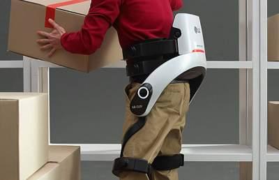 LG анонсировала обновленный носимый робот CLOi SuitBot AI