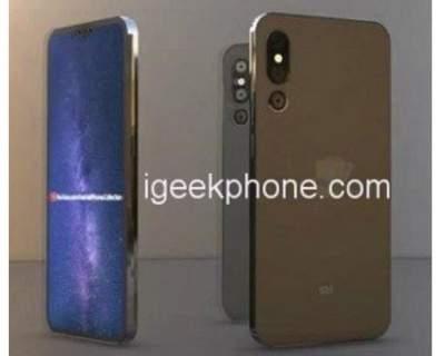 Опубликованы новые концептуальные изображения Xiaomi Mi 9