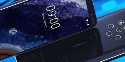 Назван вероятный ценник смартфона Nokia 9 PureView