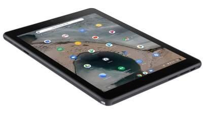 ASUS анонсировала первый планшет под управлением Chrome OS