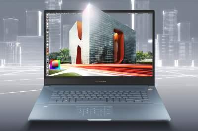 Asus представила ноутбук StudioBook S