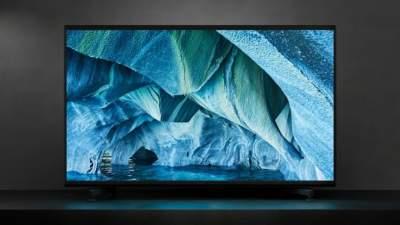Sony презентовала телевизоры с разрешением 8K