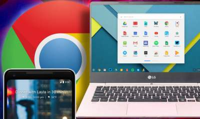 Названы преимущества Chrome OS перед Android