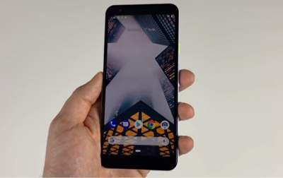 Появился видеообзор бюджетного варианта флагмана Pixel 3