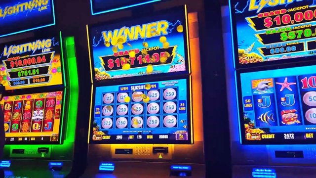 Система для залов игровых автоматов Win&Win Казино